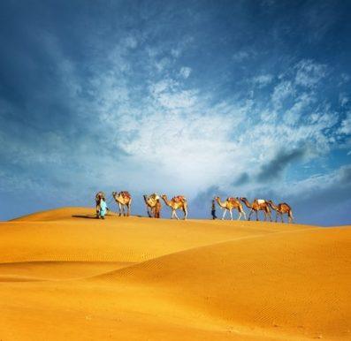 السياحة الصحراوية في تونس - أنوثة