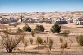 صحراء تونس... العنوان المثالي لرحلات التخييم.