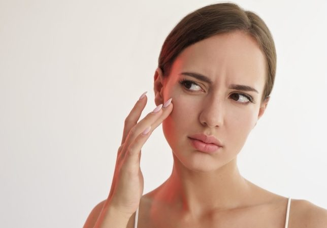 أسباب ظهور البقع البيضاء على البشرة - أنوثة