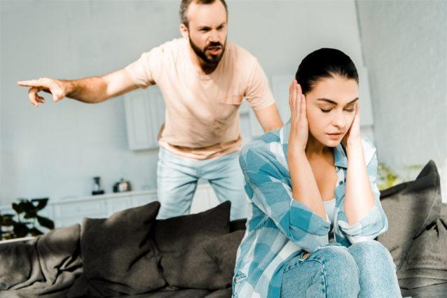 زوجي عصبي ولا يحترمني – أنوثة