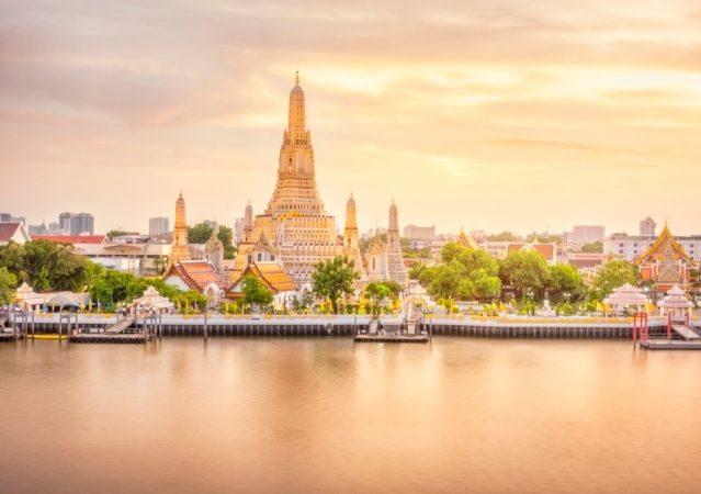 ما هي عاصمة تايلاند - أنوثة