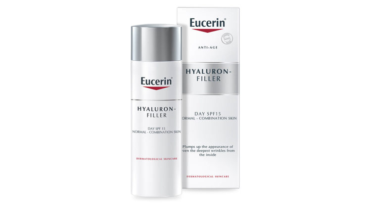 Hyaluron-Filler Day Cream From Normal To Combination Skin