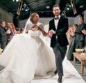 زفاف سيرينا ويليامز