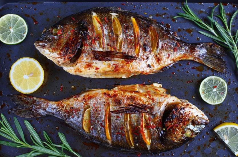 نصائح لشوي السمك