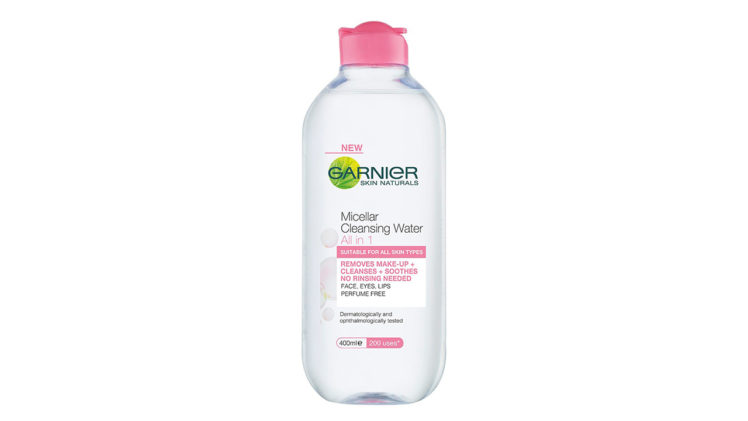 SkinActive Micellar Cleansing Water - أنوثة