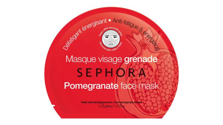 Pomegranate Face Mask - أنوثة