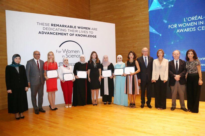 برنامج لوريال-اليونسكو من اجل المرأة في العلم 2019 - أنوثة