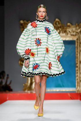 أزياء موسكينو ربيع وصيف 2020