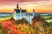 <strong>بافاريا - ألمانيا<br /> Bavaria - Germany<br /><br /> </strong>تتميز ولاية بافاريا الألمانية بغاباتها الشاسعة التي ترتدي حلّة الخريف بأروع ألوانه كلّ عام، كي تشكّل أحد أجمل المشاهد الخريفية في العالم.