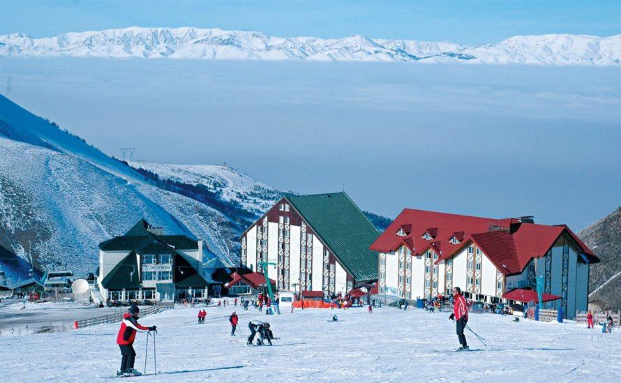 اجمل الوجهات السياحية الشتوية في تركيا