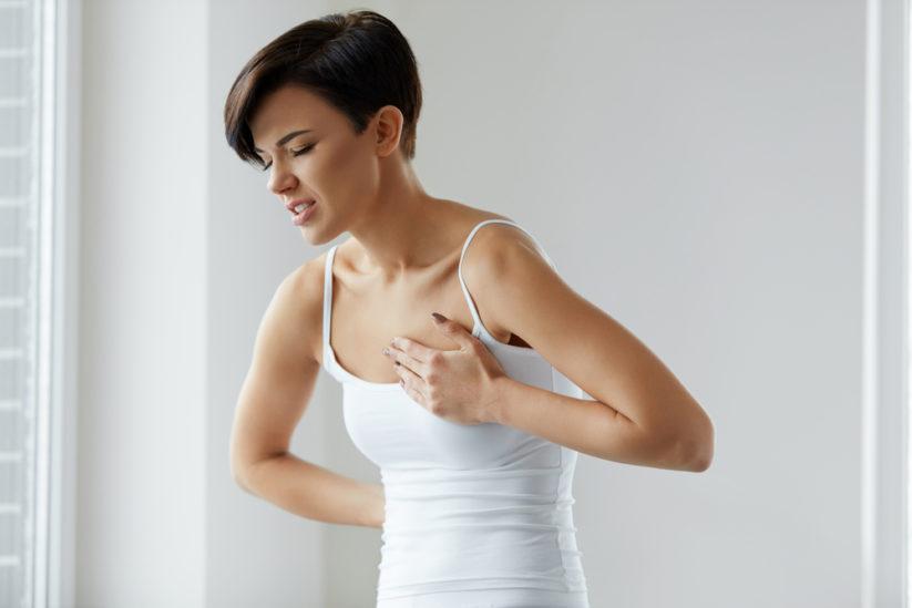 علاج أورام الثدي الحميدة