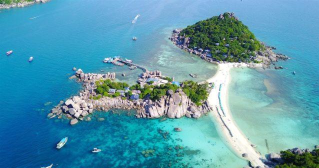 <p><strong>كو فانغان –</strong><strong>Ko Phan-ngan</strong><span></span></p> <p><span>جزيرة رائعة، ساحرة وفريدة</span></p>