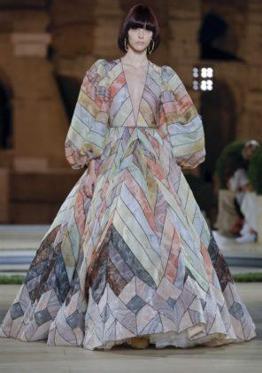 أزياء فندي خريف 2019 - أنوثة