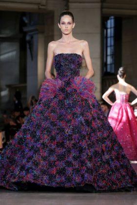 أزياء رامي قاضي الراقية لخريف 2019 - أنوثة