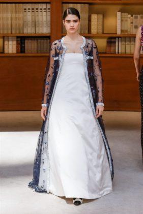 أزياء شانيل خريف 2019