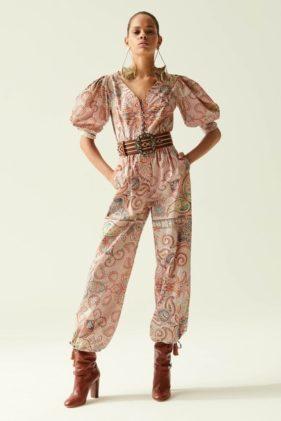 الموضة الهيبية تظهر مجدداً في مجموعة ايترو ريزورت 2020