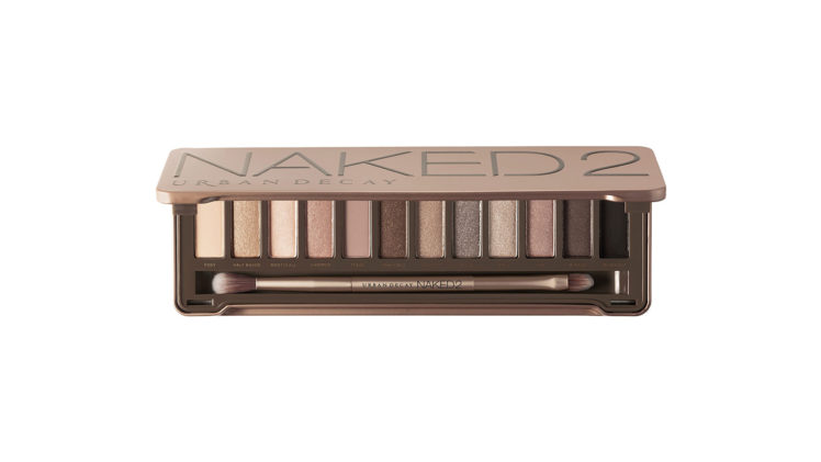 Naked 2 Eyeshadow Palette - أنوثة