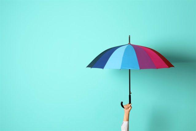 تفسير حلم المظلة - أنوثة