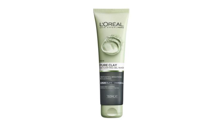 Pure Clay Detoxifying Gel Wash