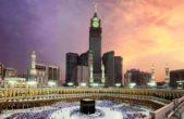 صورة تختصر جمال وقدسية مكة المكرمة التي تعج بالمصلين والزوار كافة أيام السنة.