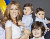"<p dir=""RTL""><strong>سيلين ديون </strong><strong>Celine Dion</strong></p> <p dir=""RTL"">أنجبت النجمة سيلين ديون توأمها في العام 2010 من زوجها الراحل رينيه أنجليل، وهما يشبهان ببعضهما بشكل كبير.</p>"