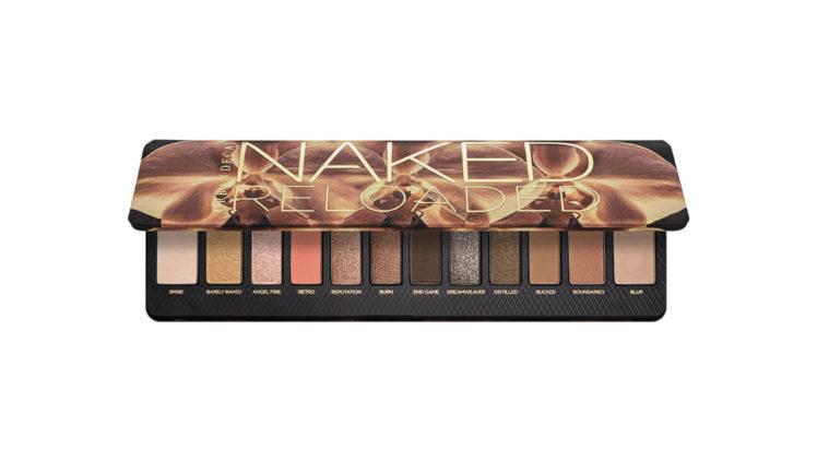 Naked Reloaded Eyeshadow Palette - أنوثة