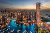 تعد دبي واحدة من أجمل المدن العربية المتطورة.