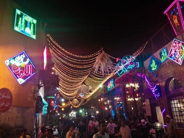 القاهرة... من أروع الأماكن التي يمكن زيارتها في مصر خلال الشهر الفضيل.