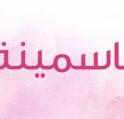معنى اسم ياسمينة - أنوثة