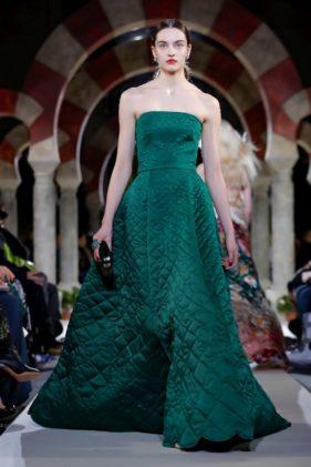 أزياء أوسكار دي لا رينتا خريف وشتاء 2019