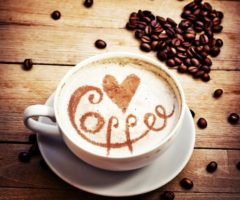 أفكار لتزيين كوب القهوة