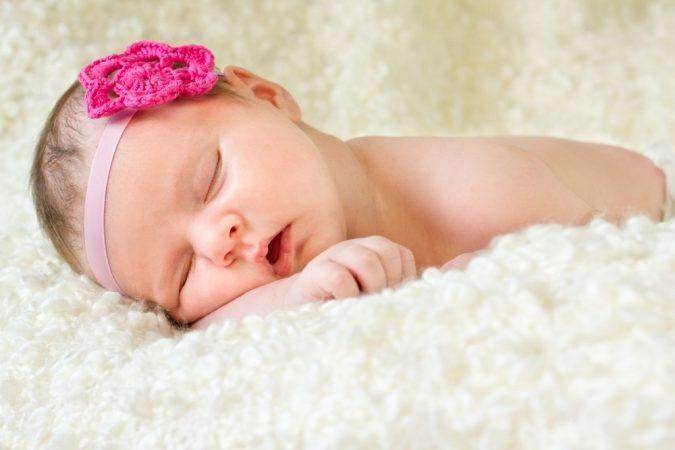 عبارات إستقبال مولود جديد - أنوثة
