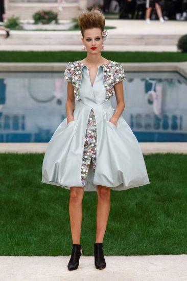 أزياء شانيل ربيع وصيف 2019