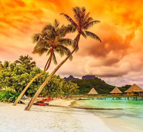 إقضي شهر عسل رومانسي في هذه الجزر الخلابة!