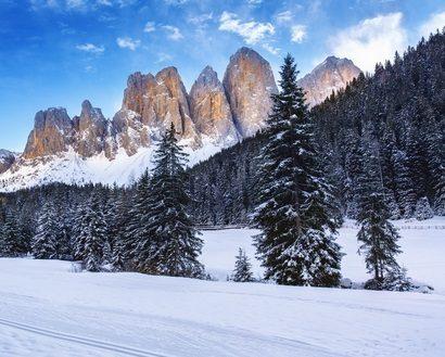 بالصور... مدن إيطالية رائعة تحلو زيارتها في الشتاء!