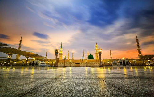 أشهر مدن سياحية في السعودية - أنوثة