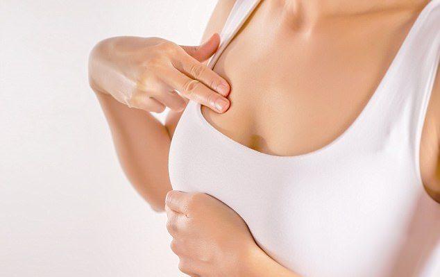 اعراض يمكن ان تصيب الثدي- انوثة