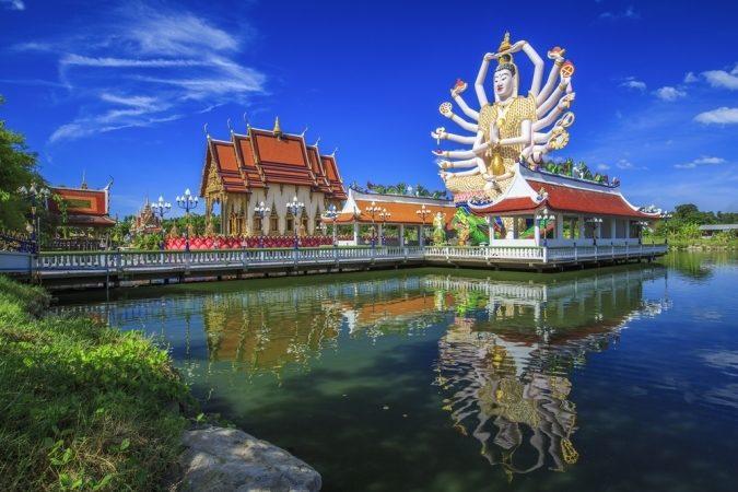 أفضل جزر سياحية في تايلاند - أنوثة
