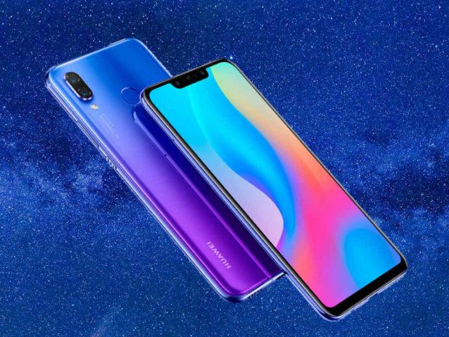 مراجعة هاتف Huawei Nova 3I - أنوثة