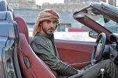 "<p dir=""RTL""><strong>عمر بركان الغلا</strong></p> <p dir=""RTL"">احتل المرتبة الثالثة الشاعر والممثل الاماراتي عمر بركان الغلا الذي ذاع صيته عالميا بوسامته وجماله العربي اللافت.</p>"