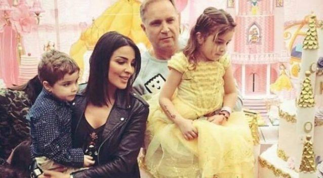 كيف تبدو علاقة نادين نسيب نجيم بزوجها وأولادها أنوثة Ounousa موقع الموضة والجمال للمرأة العربية