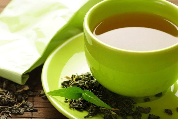 الشاي الاخضر للتجاعيد