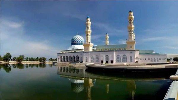 اجمل مساجد عائمة في العالم - انوثة