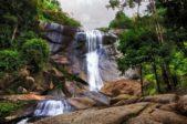 شلالات الآبار السبعة من أروع المعالم الطبيعية في ماليزيا والعالم.