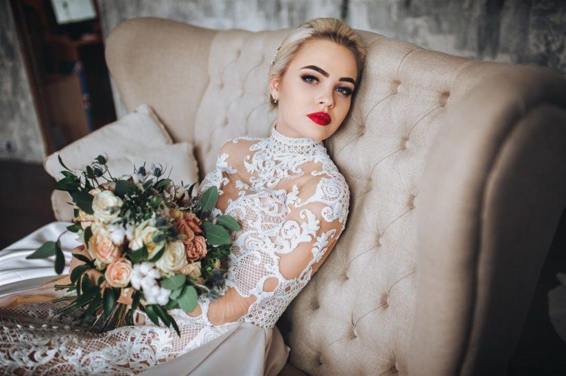 أخطاء شائعة في مكياج العروس – أنوثة