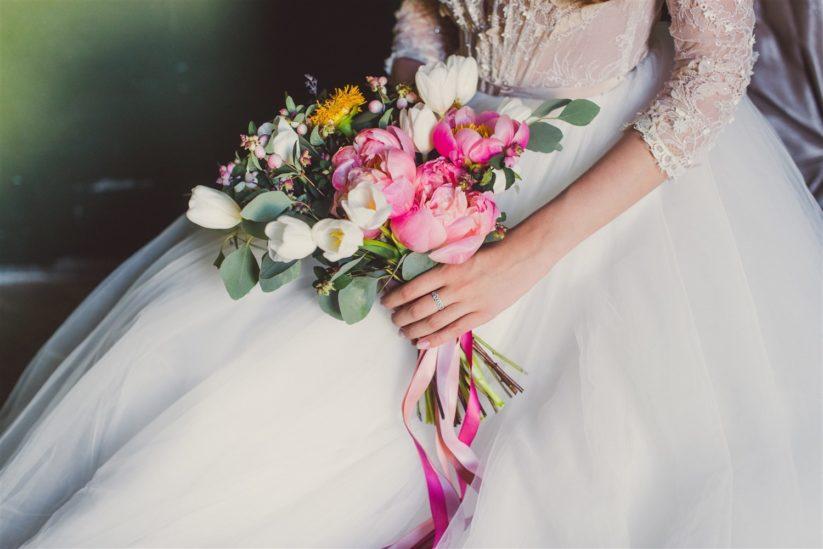 مسكة عروس توليب – أنوثة
