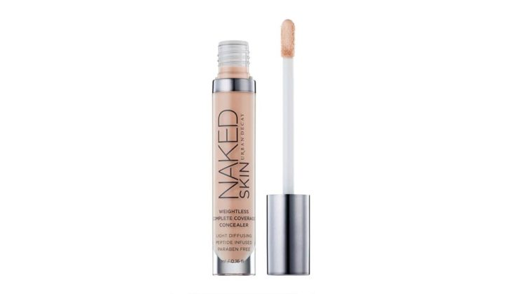 Naked Skin Weightless Complete Coverage Concealer - أنوثة