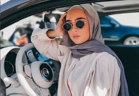 ستايل حجاب للمراهقات - أنوثة