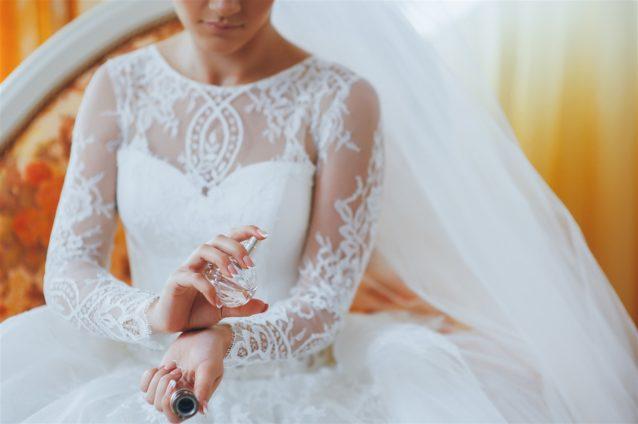 كم عطر تشتري العروس – أنوثة