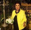 صورة رجاء الجداوي بعد اصابتها بكورونا- أنوثة